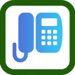 Fast Networks - Centralini PBX VoIP Icona - Servizi di telecomunicazioni, connettività internet e telefonia (fonia) per le aziende