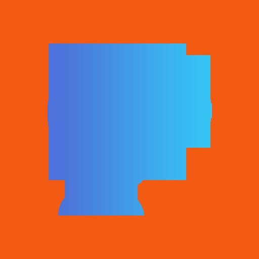 Fast Networks - WIC Connessione internet senza fili Icona - Servizi di telecomunicazioni, connettività internet e telefonia (fonia) per le aziende
