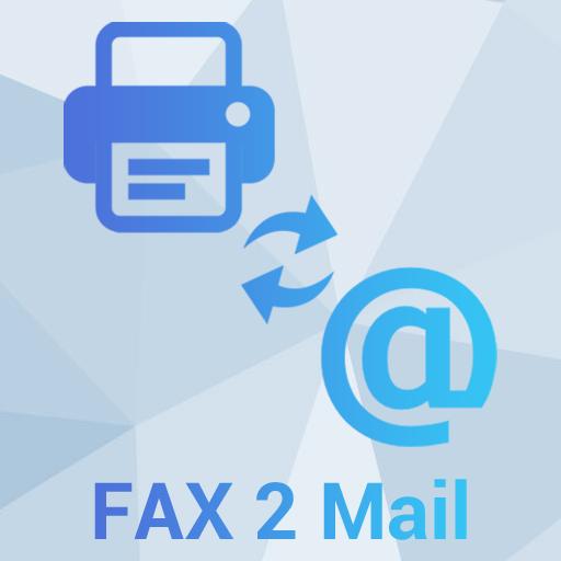 Fast Networks - Fax to mail Icona - Servizi di telecomunicazioni, connettività internet e telefonia (fonia) per le aziende